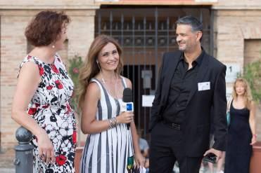 Presidente e Vicepresidente del Comitato ArteProArte intervistati da RAI 3
